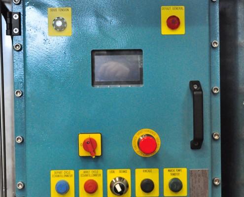 Oil automatic Sampler / Échantillonneur automatique