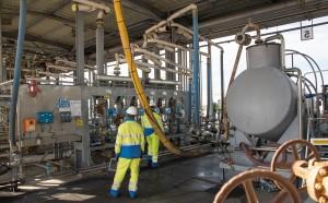 Étalonnage/vérification et maintenance sur site de dépôts pétroliers