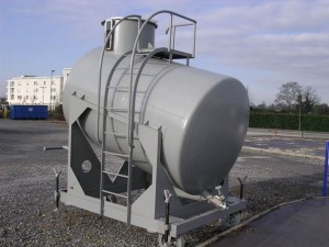 5,000 liters tank prover