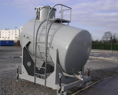 Jauge étalon 5000 litres